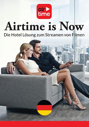 Airtime Brochure German
