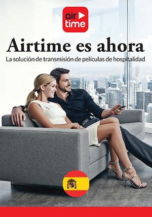 Airtime Brochure Spanish