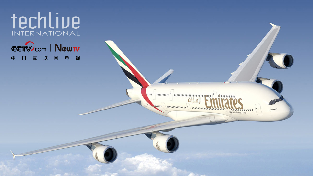 Emirates Techlive Partnership
