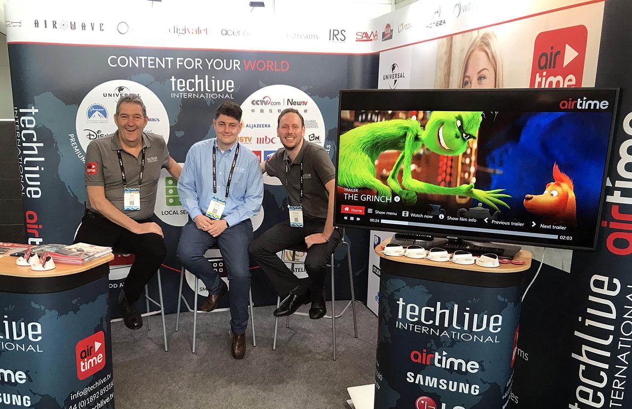 Techlive International
