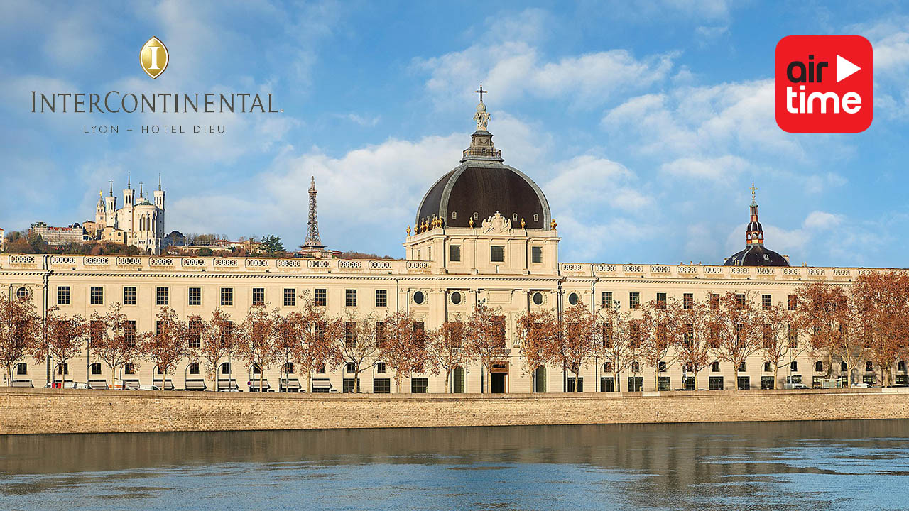 InterContinental Lyon Airtime