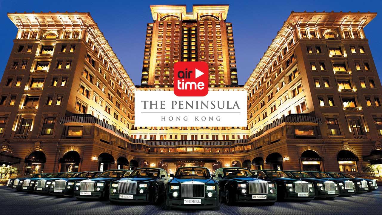 The Peninsula Hong Kong Airtime
