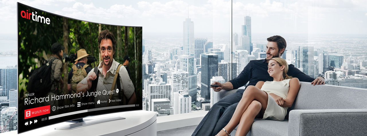 Sky Vision Airtime