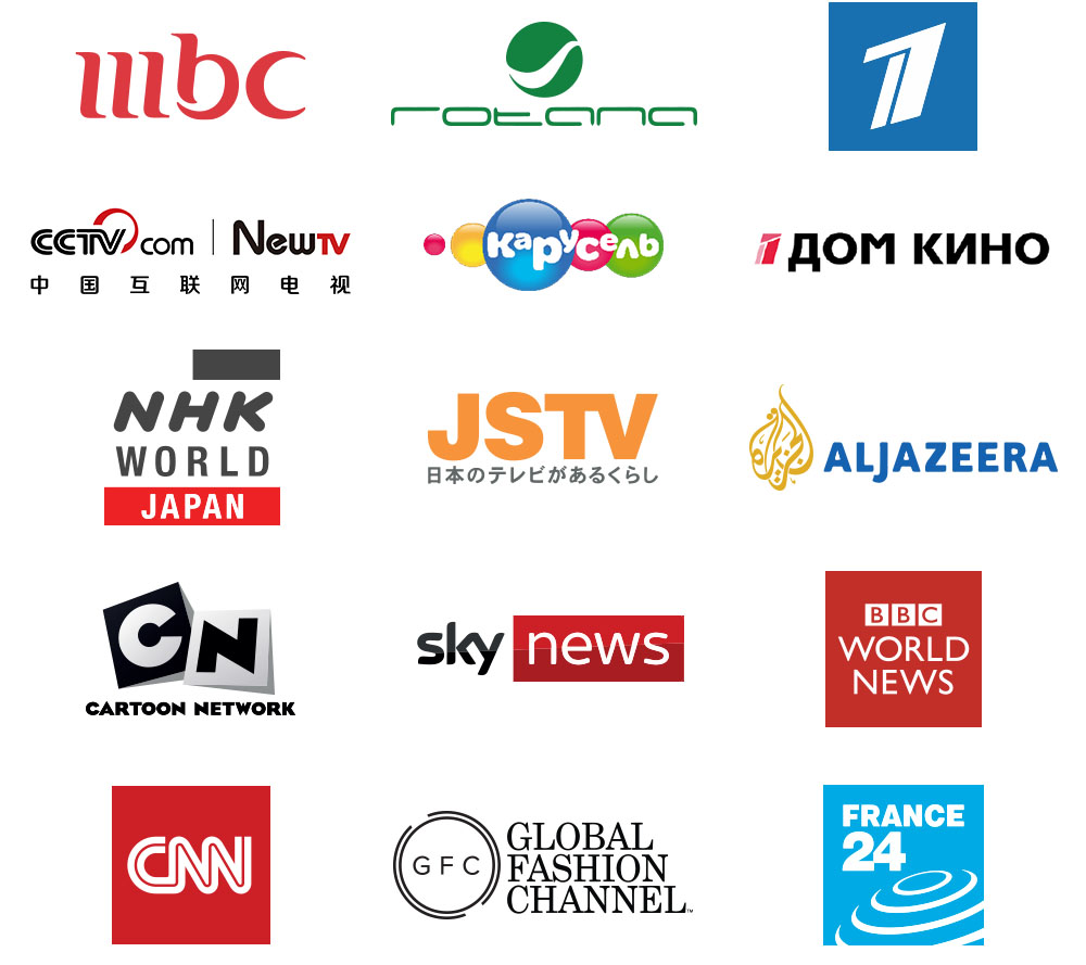 Techlive International Channels