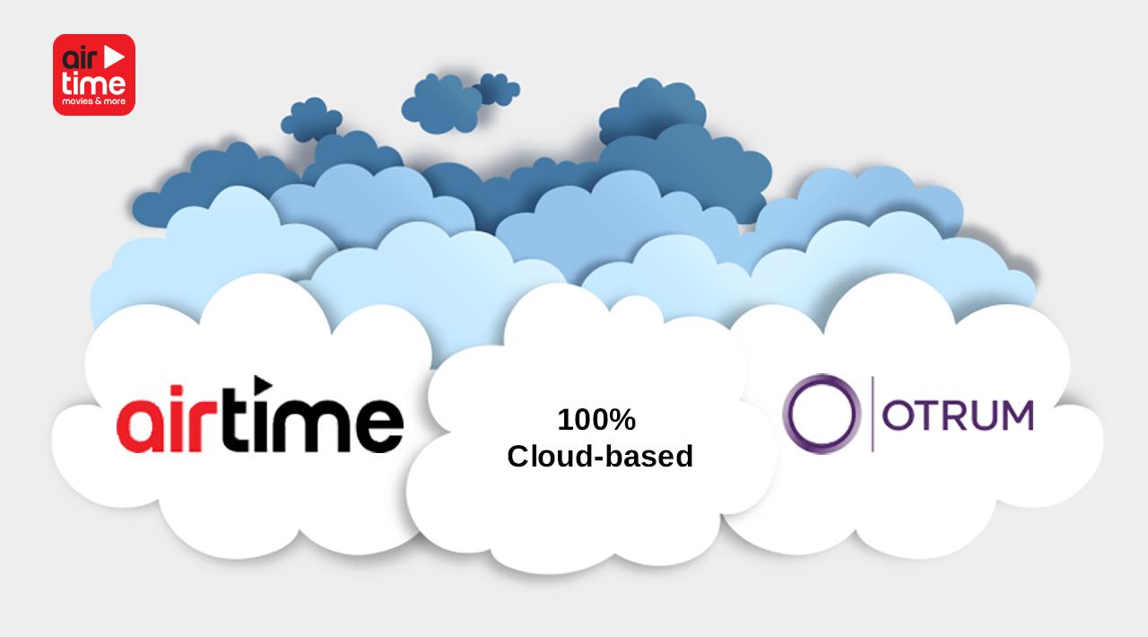 cloud based servers system