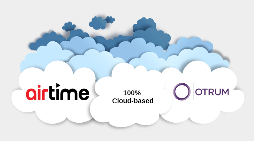Otrum Mirage and Airtime - Filly cloud based system